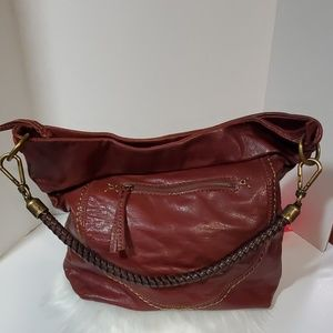 The Sak Leather Handbag
